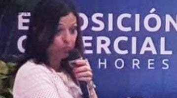 "Mónica Herrera, experta en  ""marketing""."