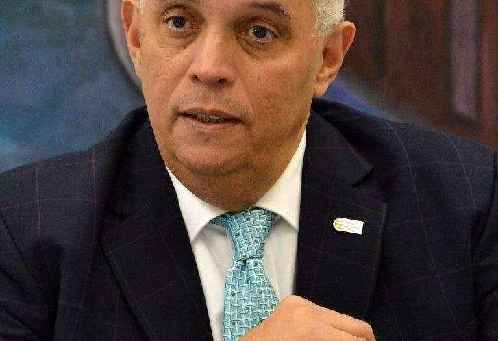 Ángel Canó, director de la  Comisión de Energía.