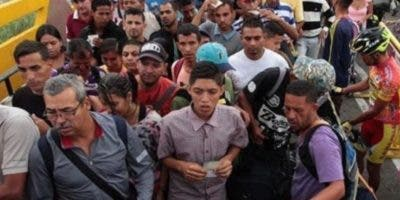 Estados Unidos busca disminuir las olas migratorias al país.