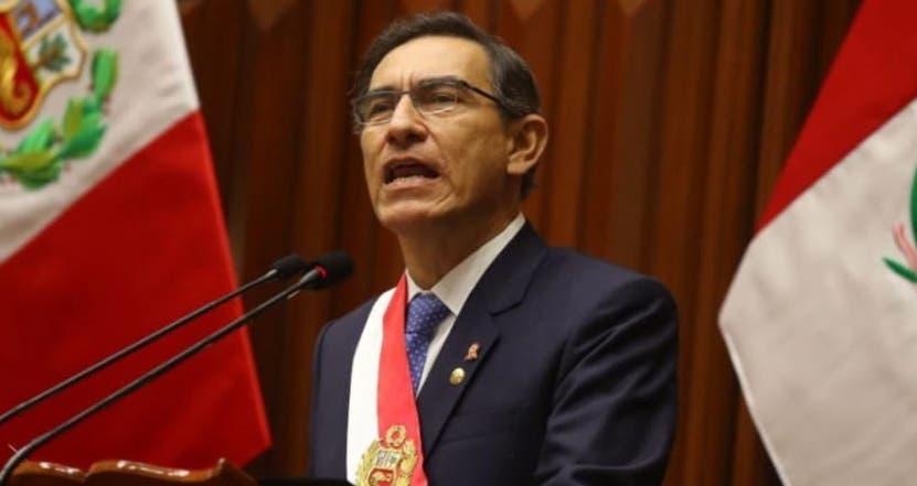 Perú: pese a incertidumbre, Vizcarra tiene amplio respaldo