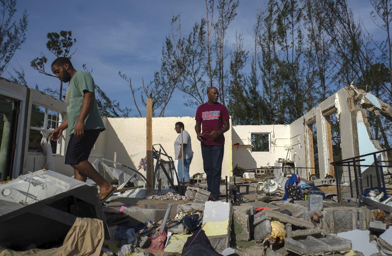 Dorian dejó 20 muertos tras su paso por Bahamas