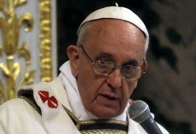 El papa afirma que le dan miedo los discursos de los líderes populistas
