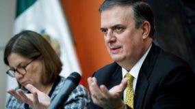 El canciller de México, Marcelo Ebrard, lleva las negociaciones migratorias con Estados Unidos.