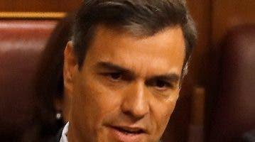 Pedro Sánchez pide el apoyo de la mayoría en Madrid.