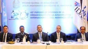 Los principales funcionarios del sector aeronáutico asistirán a la Asamblea OACI.  Fuente externa