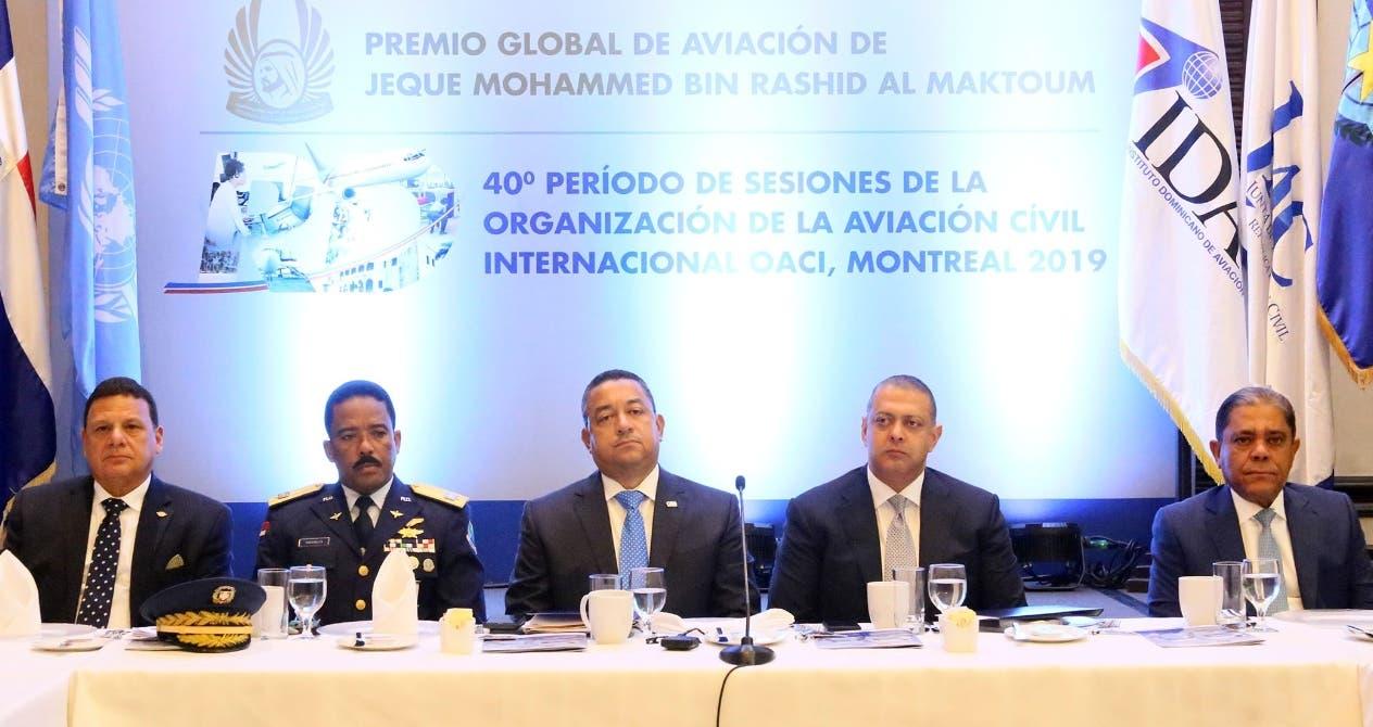 Aviación dominicana sobresale en conectividad aérea global