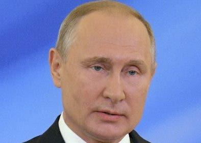 Vladímir Putin  figura entre los ausentes de la Asamblea.