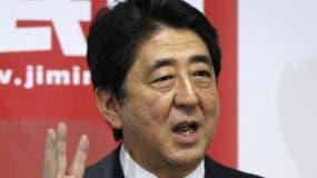 Shinzo Abe firmó un pactomuy limitado para Japón.