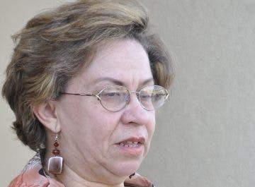 Ondina Matos, directora de la Compañía Lírica.