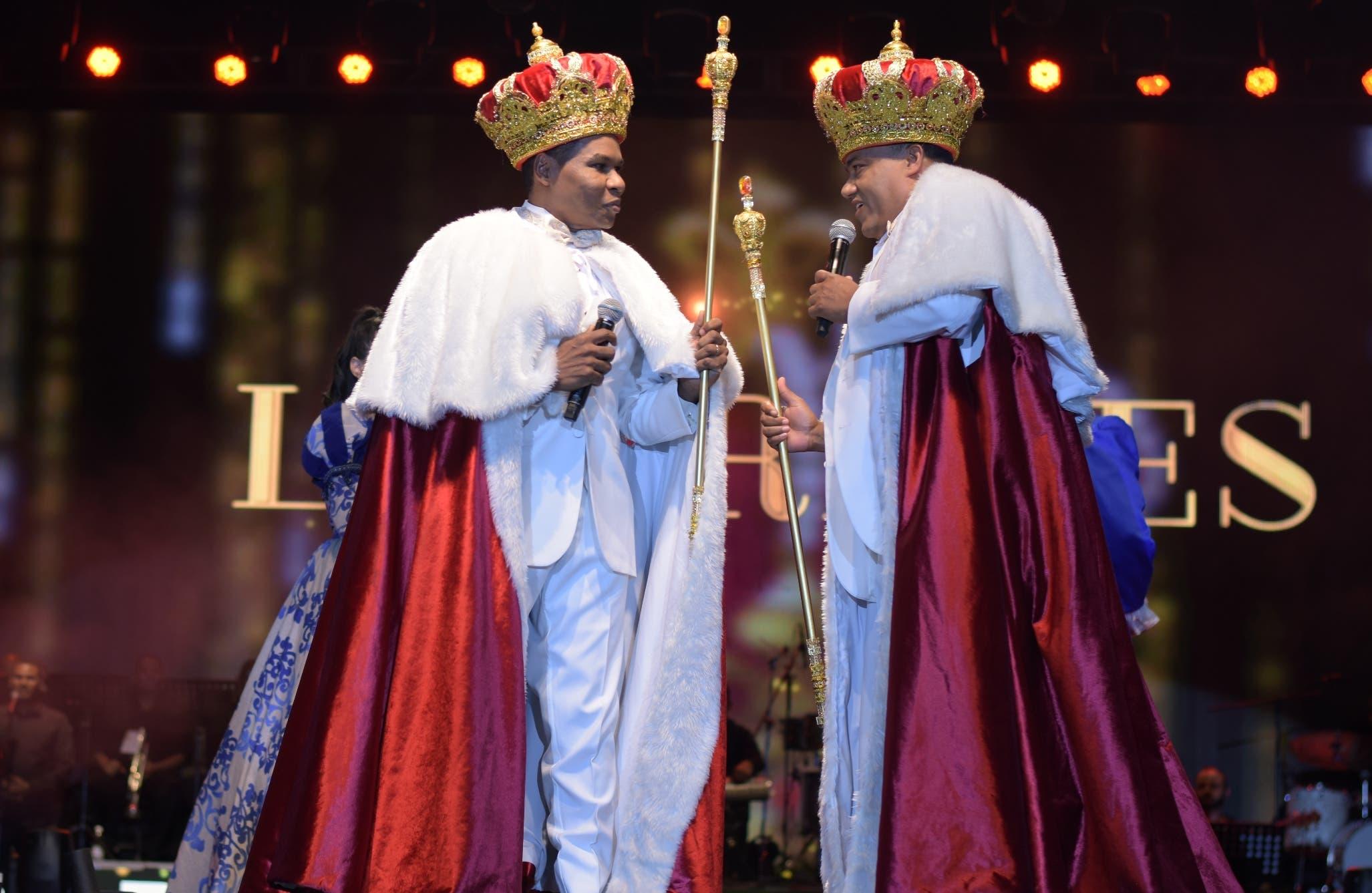 Raymond y Miguel se coronan en sus 25 años de trayectoria