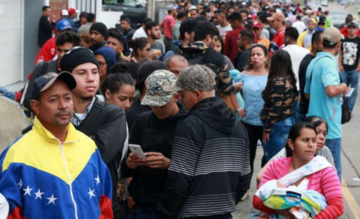 Perú bajo crítica por maltrato a venezolanos