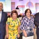 Ventura Serra, Doina de Campos, Carina Soto Agüero y  Fausto Fernández.