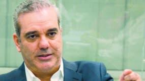 El candidato presidencial del PRM, Luis Abinader,  fue el invitado de los Coloquios de EL DÍA.  JOSÉ DE LEÓN