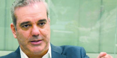 El precandidato presidencial del  opositor partido PRM, Luis Abinader,  fue el invitado de los Coloquios de EL DÍA.  JOSÉ DE LEÓN