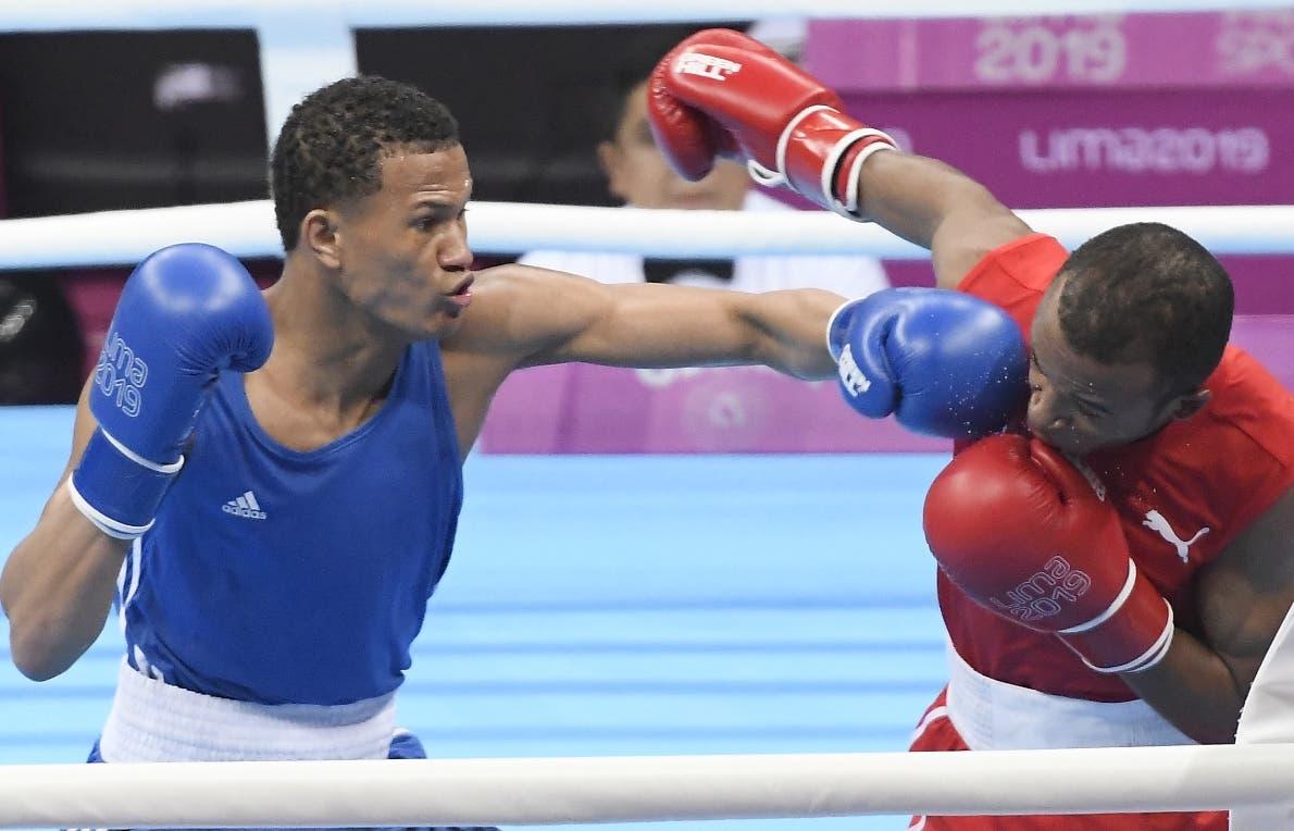 Leonel de los Santos es candidato al bronce mundial, al igual que su compañero Johan.