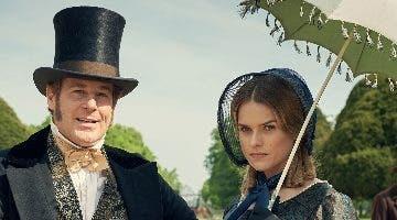 """Escena de  """"Downton Abbey"""".  FUENTE EXTERNA"""