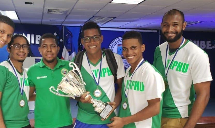 La Unphu conquista campeonato ajedrez