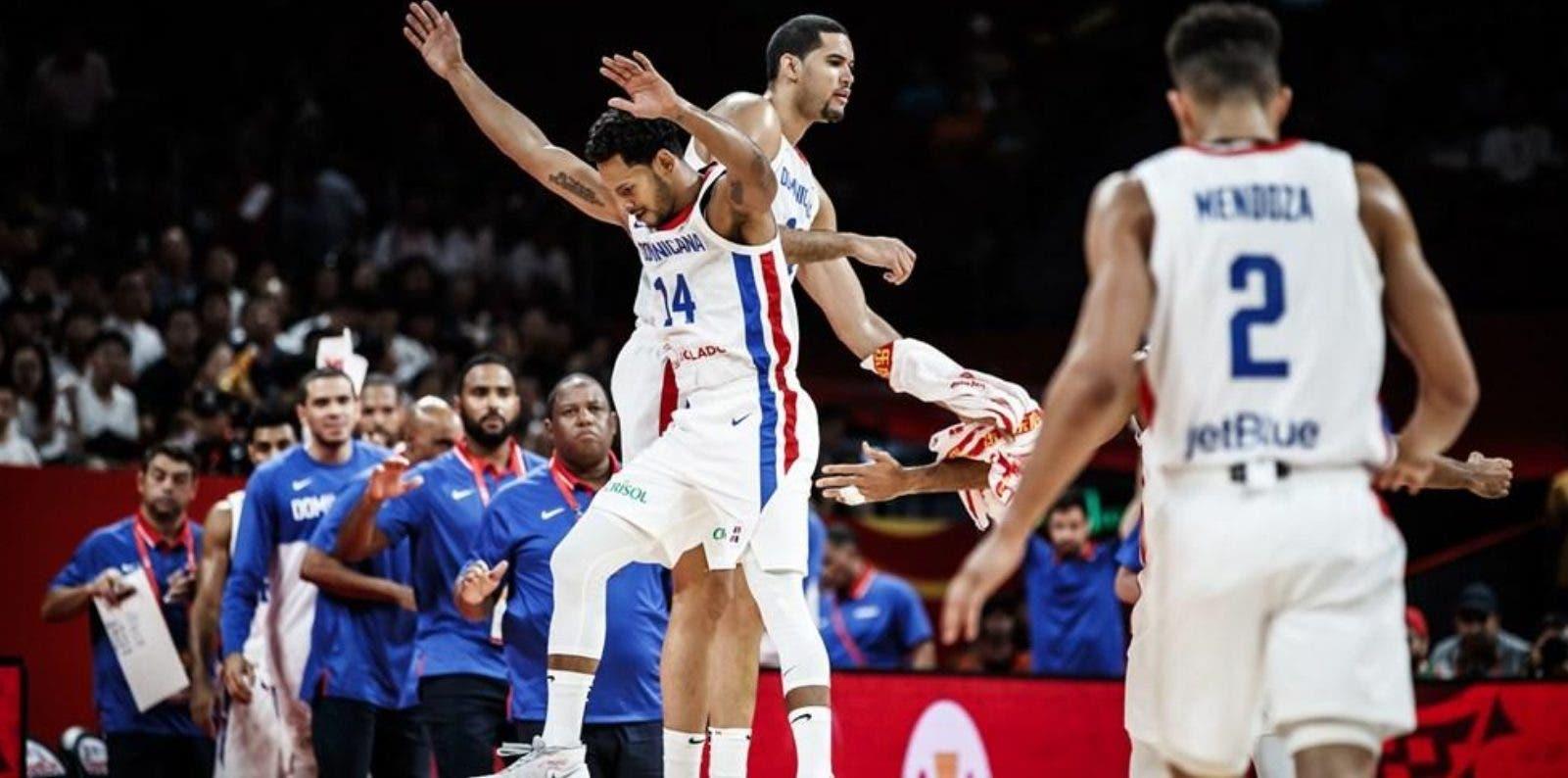 RD resiste ante Jordania y se impone por 80-76