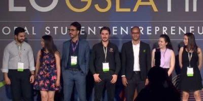 Los siete finalistas de la EO GSEA Global Finals.