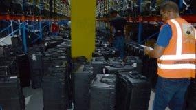 Para el simulacro  la Junta instalará unos  7,372 equipos para el voto automatizado en igual número de mesas.  Jose de Leon.