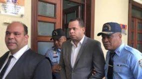 Yadher Rafael Jáquez Araújo fue acusado por el Ministerio Público de tener activa participación en la banda de narco y lavado.