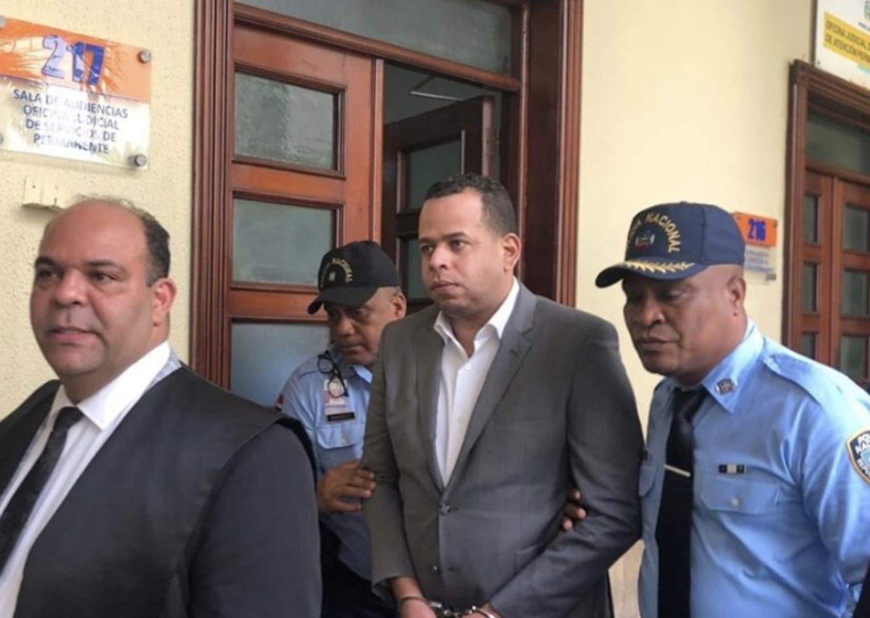 """Corte dicta prisión a """"Jaque Mate"""" implicado en red """"Cesar El abusador"""""""
