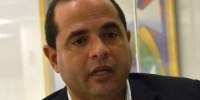 Manuel Crespo, precandidato presidencial del PLD