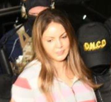 Marisol Franco está en la cárcel Najayo Mujeres.