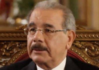 "Presidente Danilo Medina se solidariza con Bahamas por la ""tragedia"" causada por Dorian"