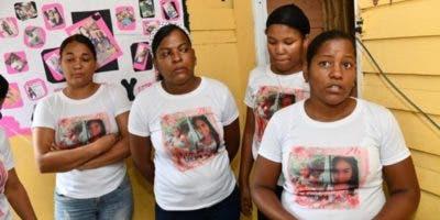 Familiares de la adolescente pidieron que el caso no quede impune. Fuente externa.