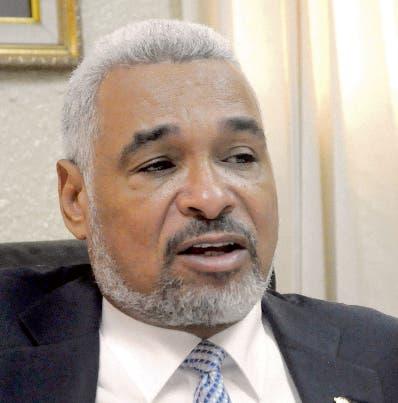 Radhamés Camacho, presidente de la Cámara Baja.