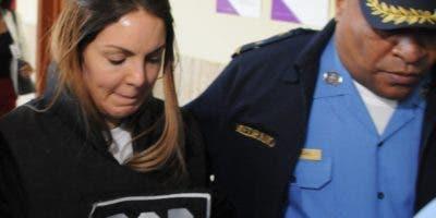 Marisol Franco apela medida de  coercíón la envía a prisión.
