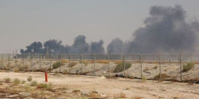 La planta de la estatal Aramco en Abqaiq fue una de las principales afectadas por los ataques.