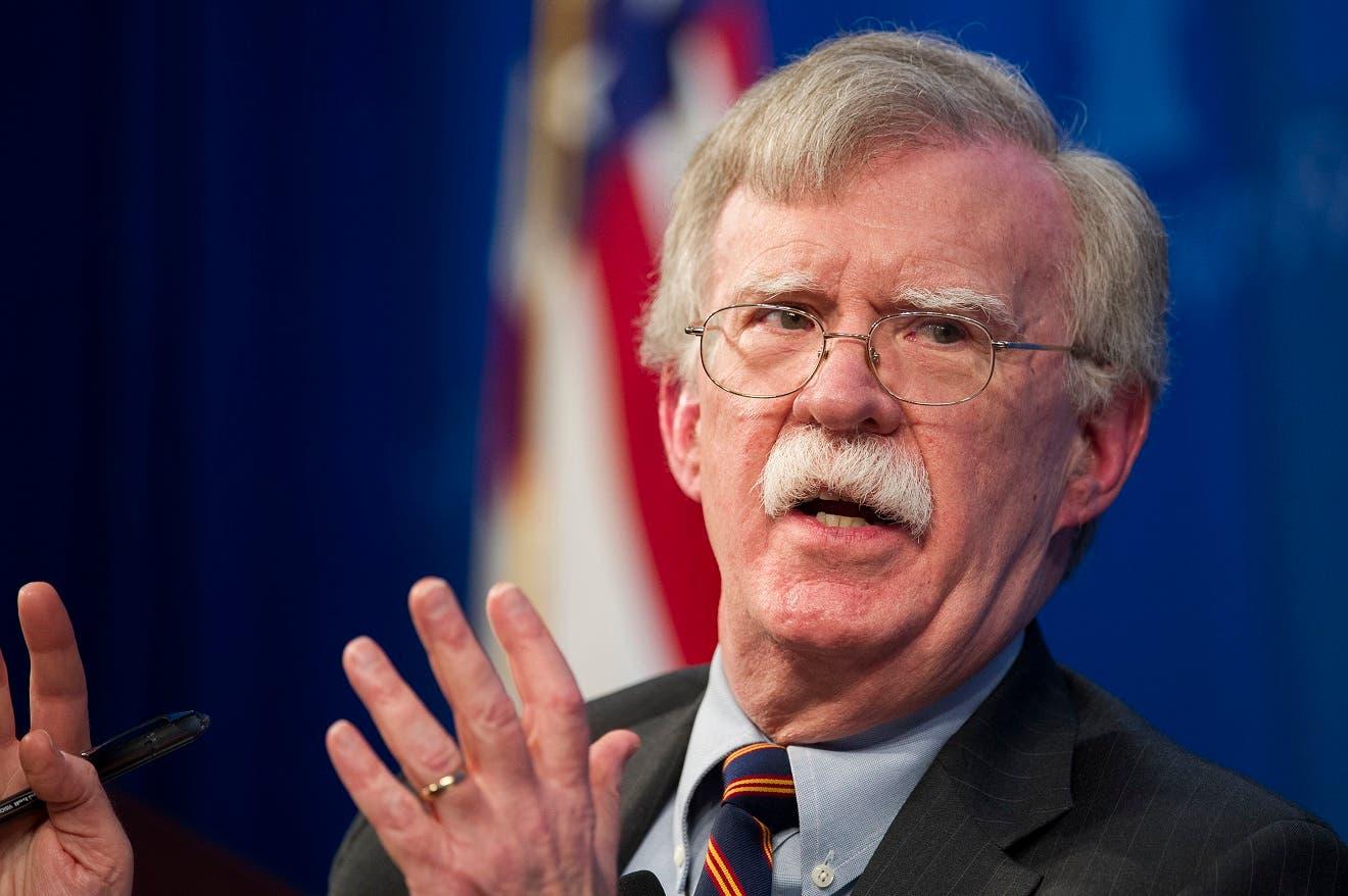 """Donald Trump acusó a Bolton de querer meterle """"en una guerra"""" en Venezuela, informó entonces el diario The Washington Post."""