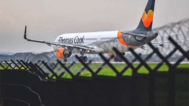 Gobierno británico repatriará sus ciudadanos varados en RD por quiebra de Thomas Cook