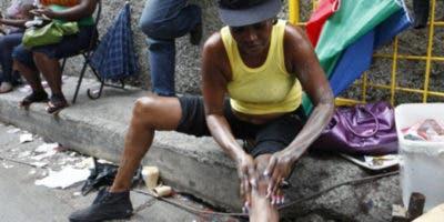 Las cremas blanqueadoras son muy usadas por los jamaicanos que perciben que su piel es excesivamente negra.