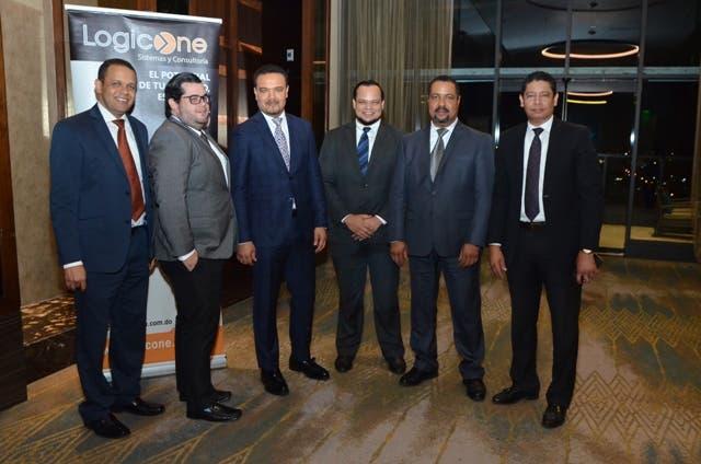 Esteban Tejada, Alain Reyes, Miguel Tejada, Julio Perez, Gabriel Sánchez y Marino Sánchez.