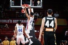 Dominicana vence a Jordania en Mundial de Baloncesto