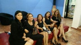 Directiva Fundación, Damas de Negro RD, Patricia Subero acta, Persia Álvarez, Maribel García, Carmen de la Rosa, Miosotis Arias.