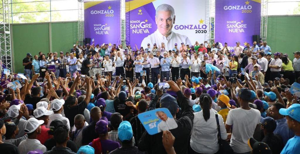 Gonzalo Castillo llama a dirigentes y simpatizantes a no dejarse provocar