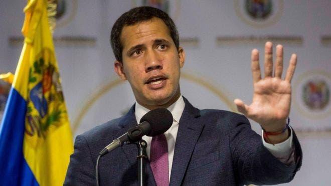 Juan Guaidó insiste en que él y la Asamblea Nacional tienen la legitimidad para negociar con el oficialismo.