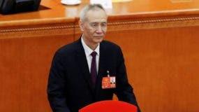 Liu He, ejecutivo de China.
