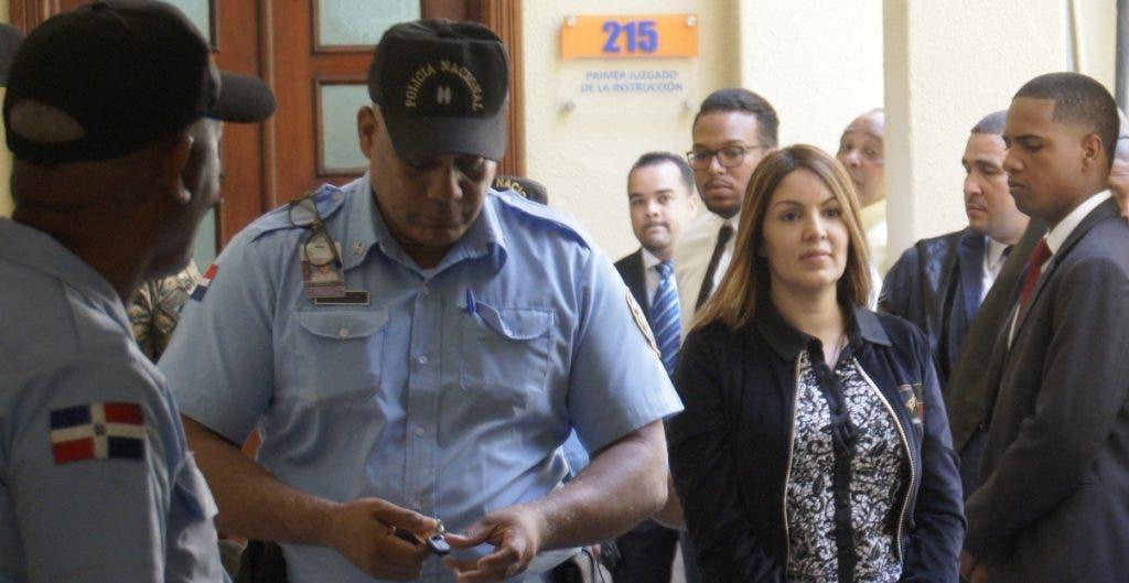 Mujer de César El Abusador aún no es enviada a Najayo