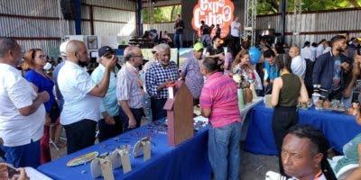 Melanio Paredes dijo que lo que gente quiere escuchar son propuestas concretas para, por ejemplo, combatir la delincuencia.