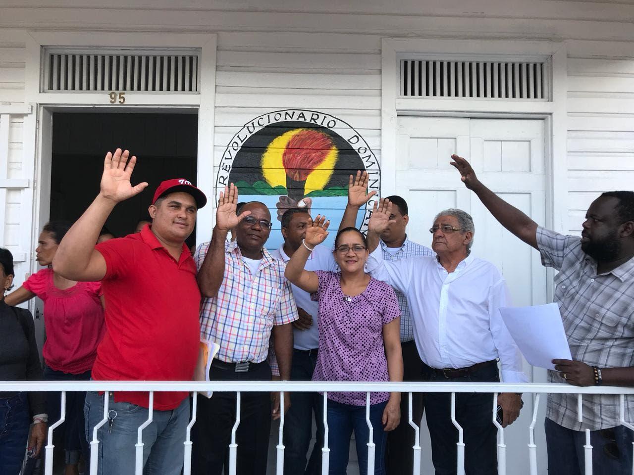 miembros-juramentados-de-la-comision-electoral-local-cel-del-municipio-de-ocoa