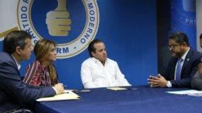Orlando Jorge Mera, Carolina Mejía, José Ignacio Paliza y Heiromy Castro.