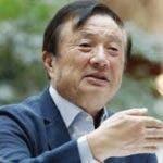 Ren Zhengfei, fundador y presidente de Huawei.