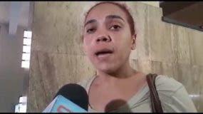 Yolanda del Carmen Chira Villegas teme que su expareja le quite la vida.