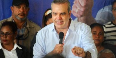 Luis Abinader garantizó que  aplicará rigurosamente la Ley de Migración en la frontera.