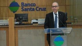 Fausto Arturo Pimentel, presidente de la institución financiera.